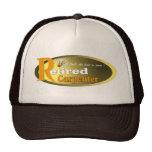 Retired  Carpenter. Trucker Hats