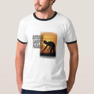 Retired Carpet Farmer Tee Shirt