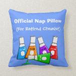 """Retired Chemist  """"Nap Pillow"""""""