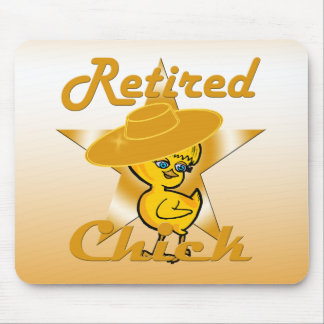 Retired Chick #10 Mouse Pad