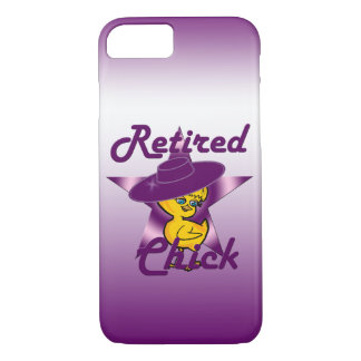 Retired Chick #9 iPhone 8/7 Case
