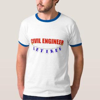 RETIRED CIVIL ENGINEER T-Shirt