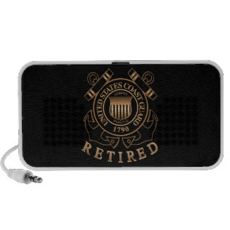 Retired Coast Guard iPhone Speaker