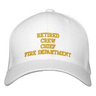 Retired Crew Chief Hat