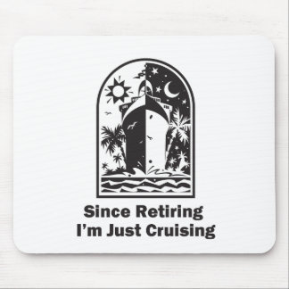 Retired - Cruising Mouse Pad