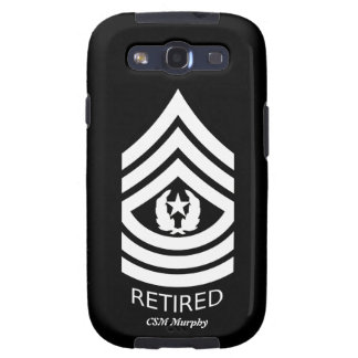 Retired CSM Galaxy S3 Vibe Case
