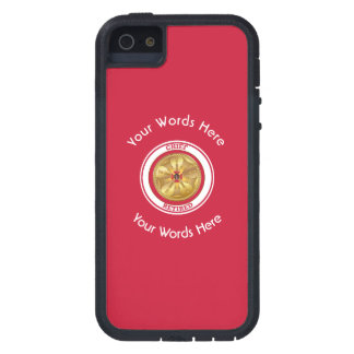 Retired Fire Chief iPhone SE/5/5s Case