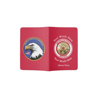 Retired Firefighter Battalion Chief Passport Holder