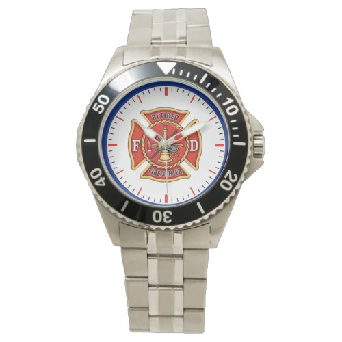 Retired Firefighter Watches