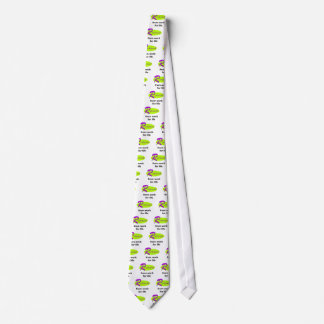 Retired From Work Neck Tie