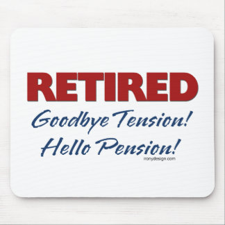 Retired: Goodbye Tension Mouse Pad