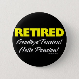 Retired Hellow Pension (Dark) Button