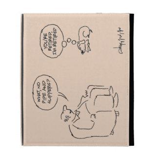 Retired iPad Folio Cases