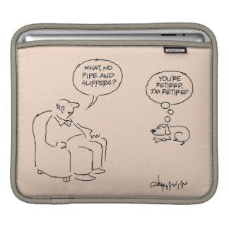 Retired iPad Sleeves