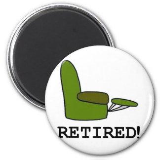 Retired  Items Magnet