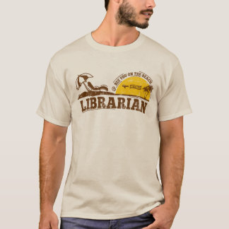 retired librarian vintage T-Shirt