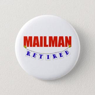 RETIRED MAILMAN BUTTON
