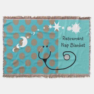 Retired Medical Professional Blanket