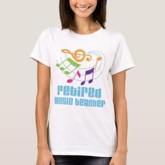 Retired Music Teacher T-Shirt