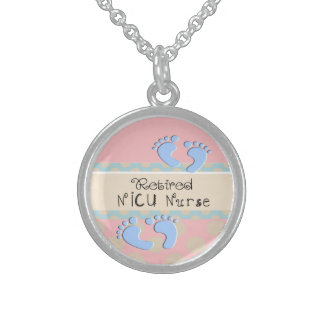 Retired NICU Nurse Pendant