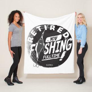 RETIRED. NOW FISHING FULLTIME! Blanket