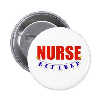 RETIRED NURSE PINS