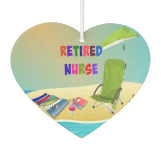 Retired Nurse, Fun in the Sun