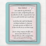 Retired Nurse Poem gifts by ~~Gail Gabel, RN Mouse Pad