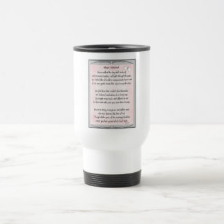 Retired Nurse Poem gifts by ~~Gail Gabel, RN Travel Mug