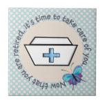 Retired Nurse Tile