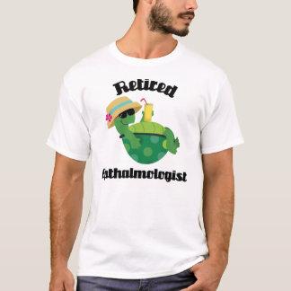 Retired Opthalmologist Gift T-Shirt