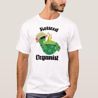 Retired Organist Gift T-Shirt