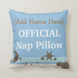Retired Persons Official Nap Pillow