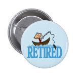 Retired Pin