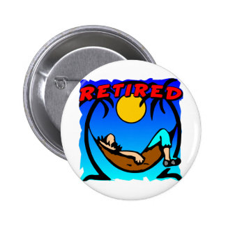 Retired Pinback Button