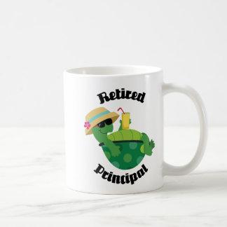 Retired Principal (Turtle) Mug