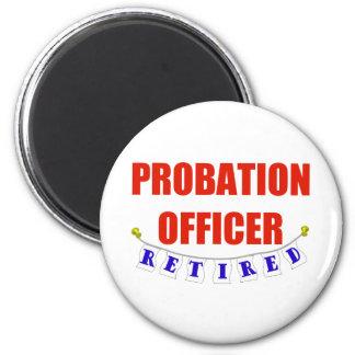 RETIRED PROBATION OFFICER MAGNET