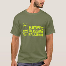 Retired Russian Ballerina T-Shirt