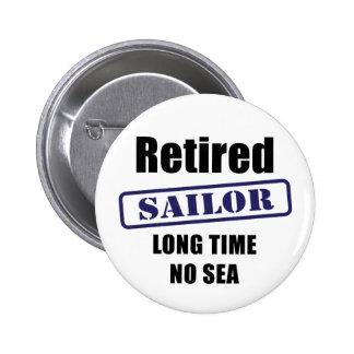 Retired Sailor Button