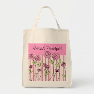 Retired School Principal Tote Bag