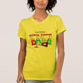 Retired Science Teacher Beeker Design Shirts