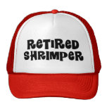 Retired Shrimper Mesh Hats