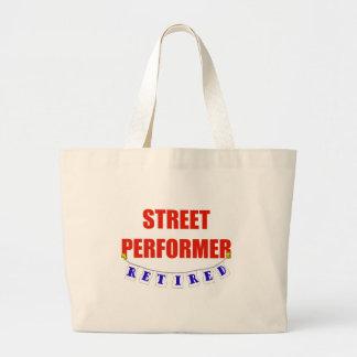 RETIRED STREET PERFORMER BAGS