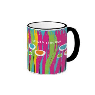 Retired Teacher Appreciation Gifts Mug