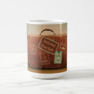 Retired Teacher, More Time to Travel Coffee Mug