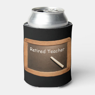 Retired Teacher Retirement Can Cooler