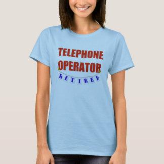 Retired Telephone Operator T-Shirt