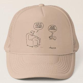 Retired Trucker Hat