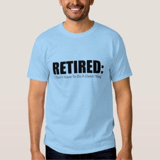 Retired Tshirts