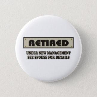 RETIRED. Under New Management Button